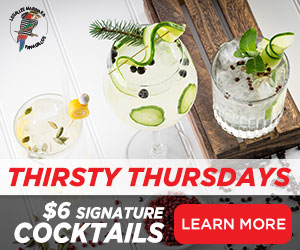 300x250 Thirsty Thursdays Version 2 Papagallos
