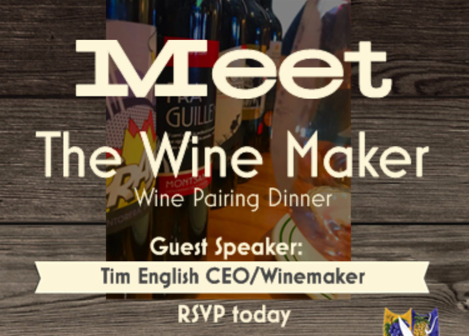 October Wine Pairing Dinner