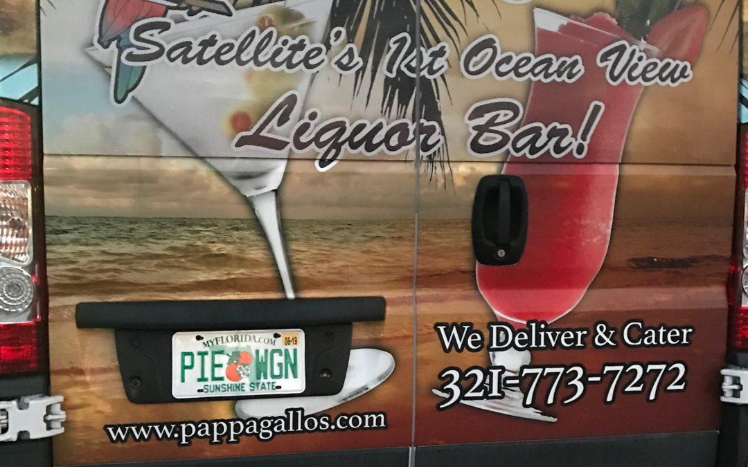 Pie Wagon